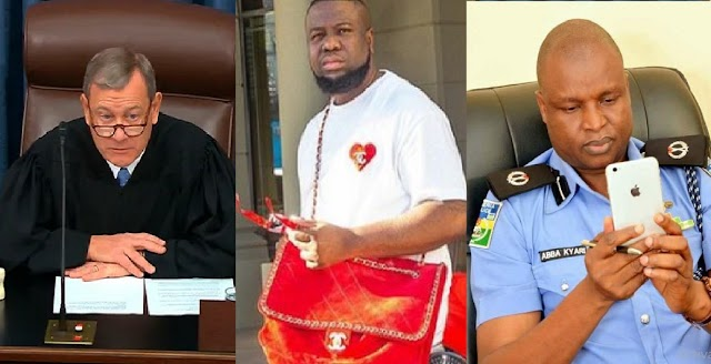"""""""I only helped him to buy clothes"""" – Commissioner of Police Abba Kyari reacts after US Court Order for his Arrest"""