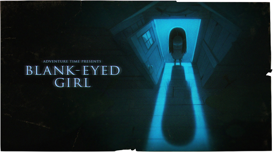 Hora de Aventura: Blank-Eyed Girl