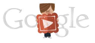Google-Doodle: Valentines Day
