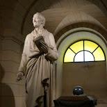 in the basement crypt of the Pantheon in Paris, Paris - Ile-de-France, France