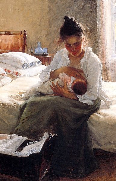 Elin Danielson-Gambogi - Motherhood