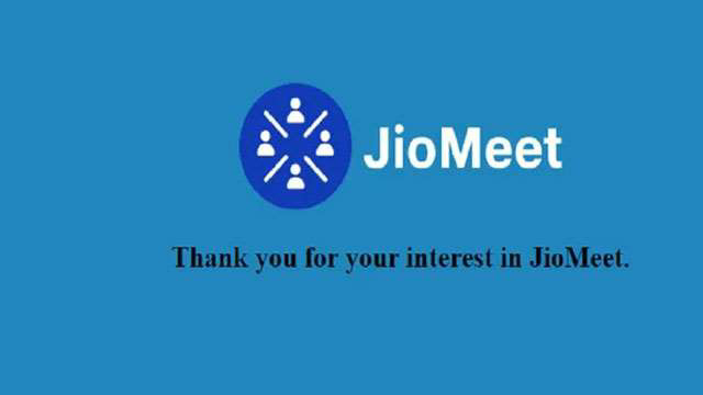 Like other video calling apps, Jio Meet can also be made available for download on Android iOS and Web platforms.