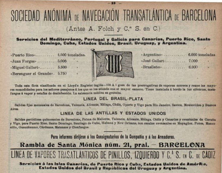 Anuncio de la compañia en prensa a partir de 1906.JPG