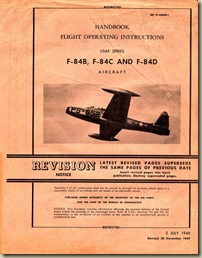 Republic F-84 Thunderjet Flight Handbook_01