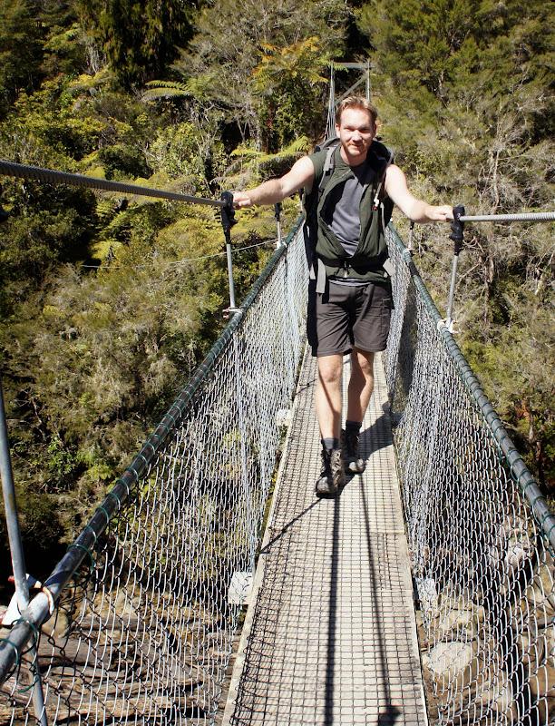 Über sieben Brücken musst du gehen