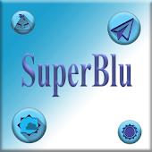SuperBlu Icon Pack