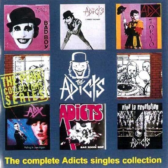 discografia de the adicts