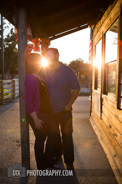 Stockyard Engagement Photography Fort Worth