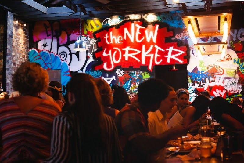 Bar San Diego CA | The New Yorker at 535 4th Ave, San Diego, CA