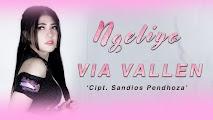 Lirik Lagu Via Vallen - Ngeliyo