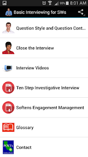 Basic Interviewing for SWs- screenshot thumbnail