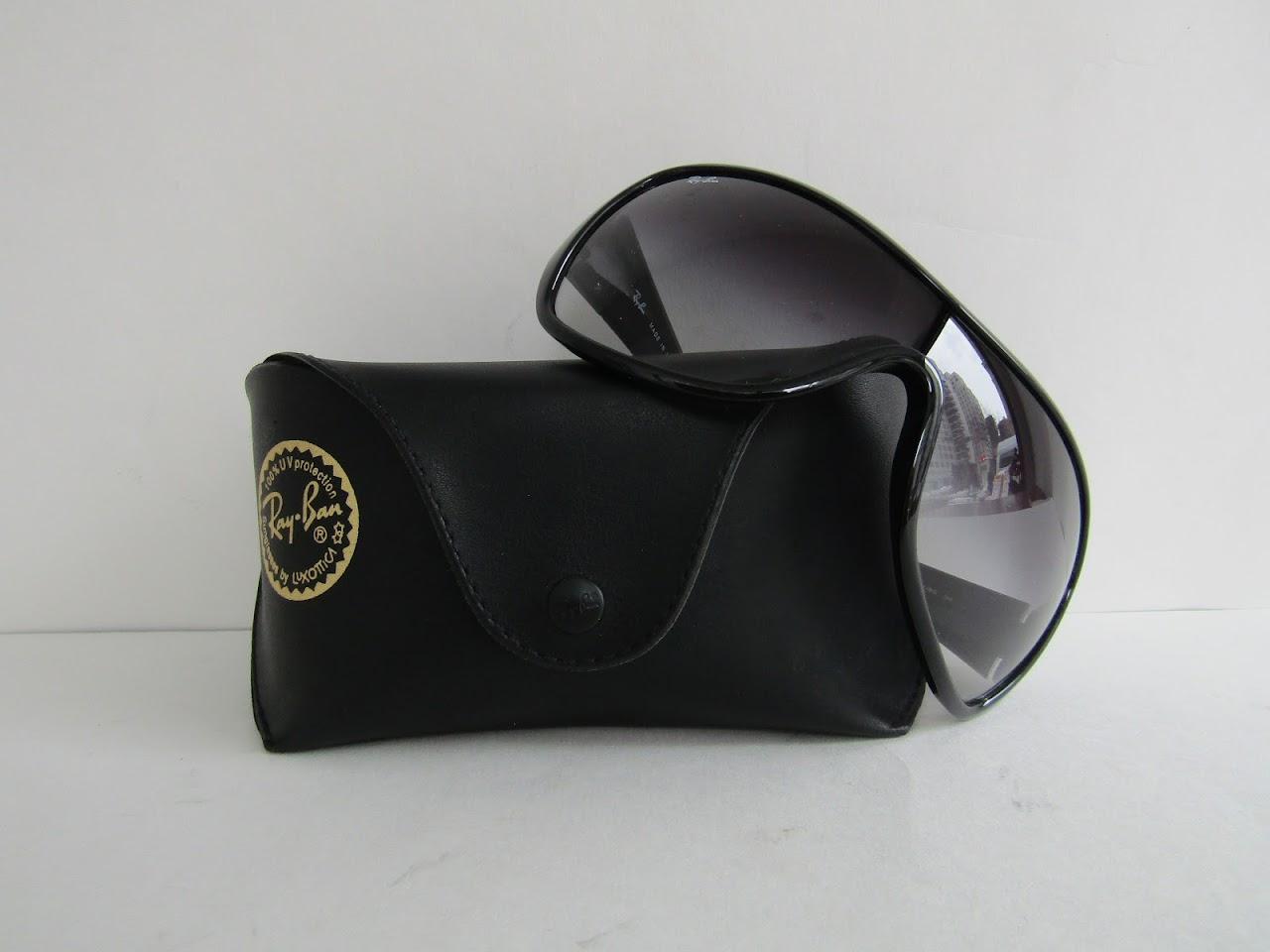 Ray Ban Shield Sunglasses