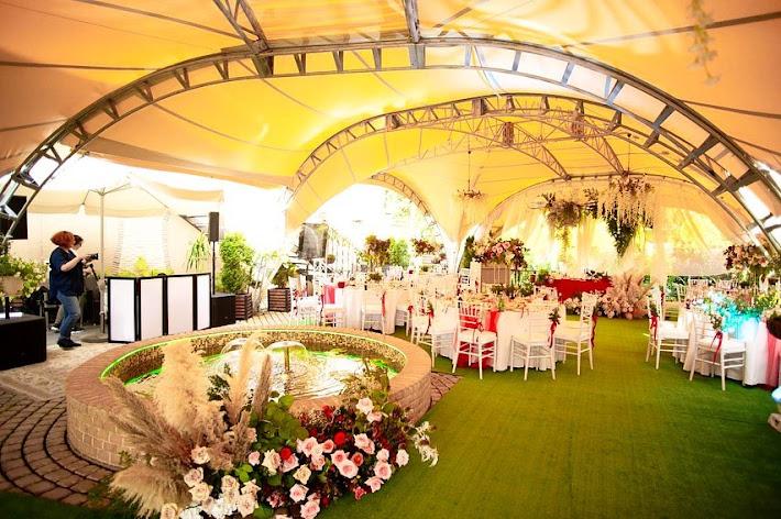 Фото №3 зала Большой шатер