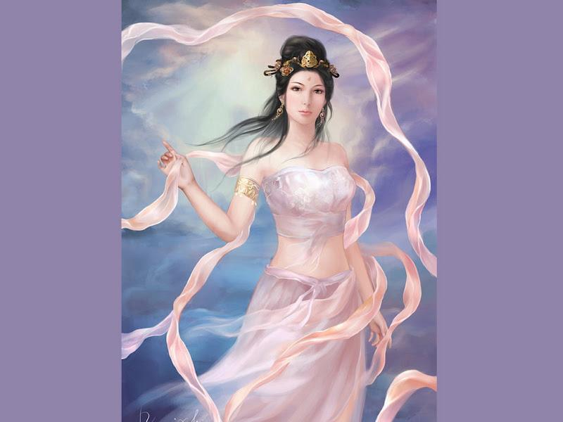 Pink Wind Samurai, Magic Samurai Beauties