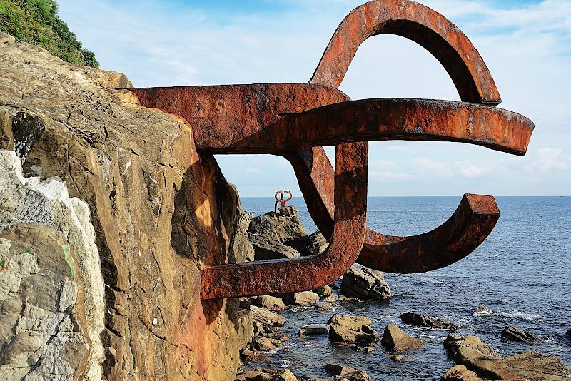 Peine del viento (Donostia-San Sebastian)  di francesco53