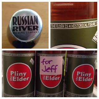Pliny and the Elders
