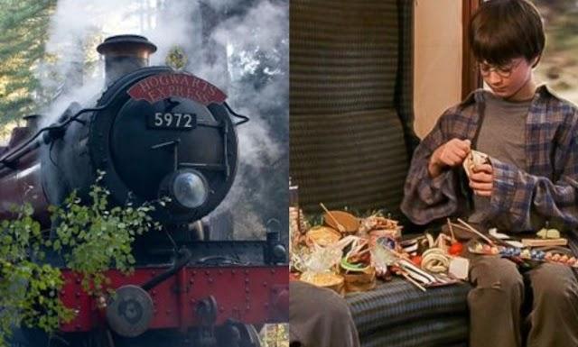 Harry Potter: 10 Cenas do Expresso de Hogwarts ausentes dos filmes