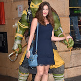 OIC - ENTSIMAGES.COM - Lucy Horobin at the   Teenage Mutant Ninja Turtles Out Of The Shadows Gala Screening  Vue West End in London  29th May 2016 Photo Mobis Photos/OIC 0203 174 1069