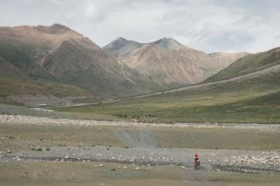 Südlich des Tong Passes sind die 4-Tausender zum Greifen nah