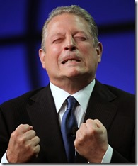 Al Gore angry