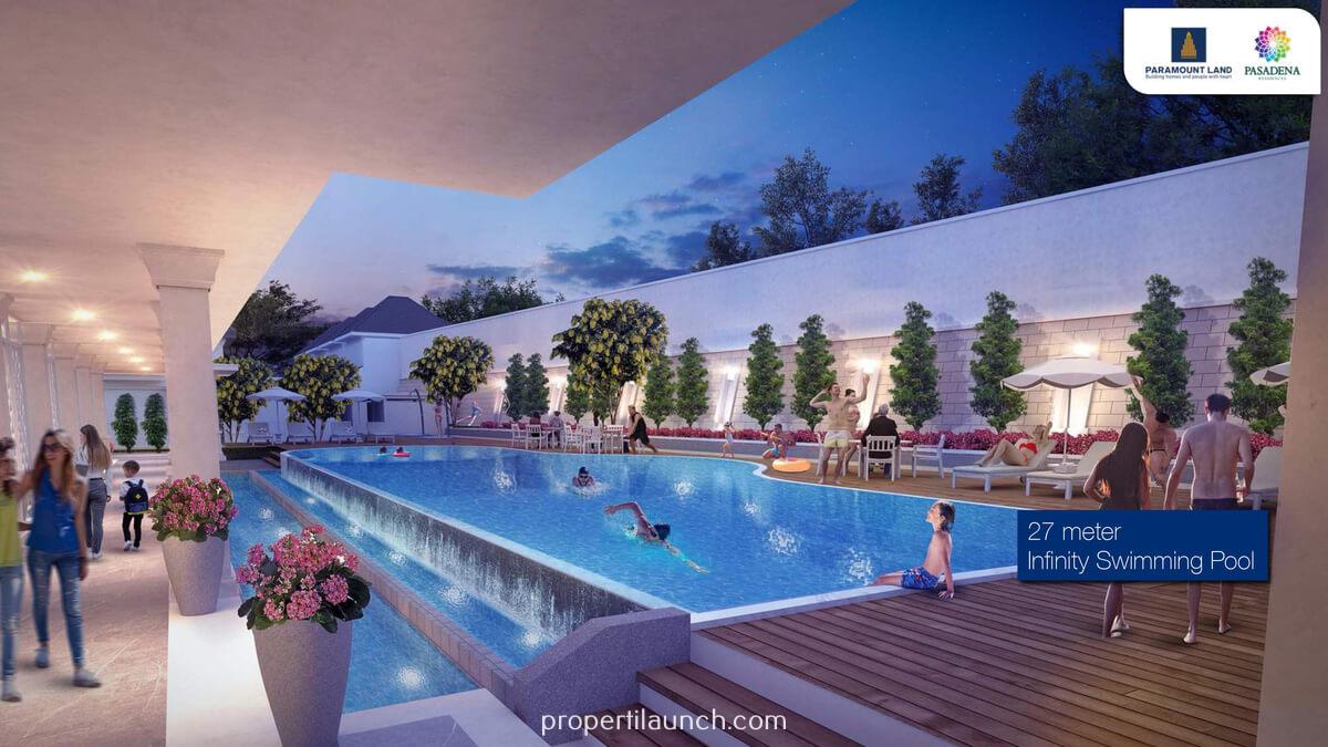 Community Club Pasadena Residences - Kolam Renang