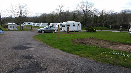 Camping  at St Johns Farm Campsite