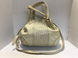 Cole Haan Woven Shoulder Bag