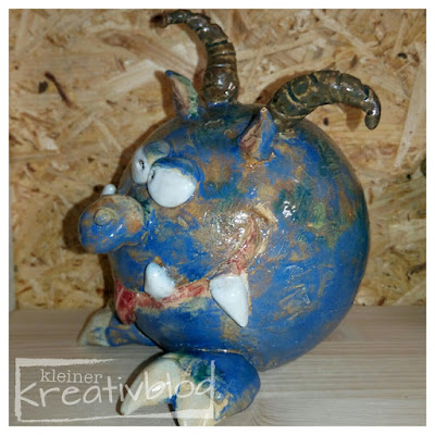 kleiner-kreativblog: Garten-Monster