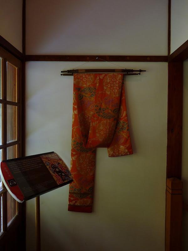TAIWAN.Taipei .Maison japonaise vers Beitou et Musée National de Taipei à côté du Peace park - P1060373.JPG