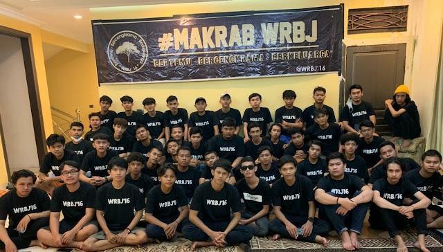 WRBJ Ajak Generasi Milenial Aktif dan Perduli Kepada Masyarakat