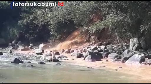 Darurat Limbah, Leuwi Pariuk dan Sungai Cicatih Sukabumi Tercemar