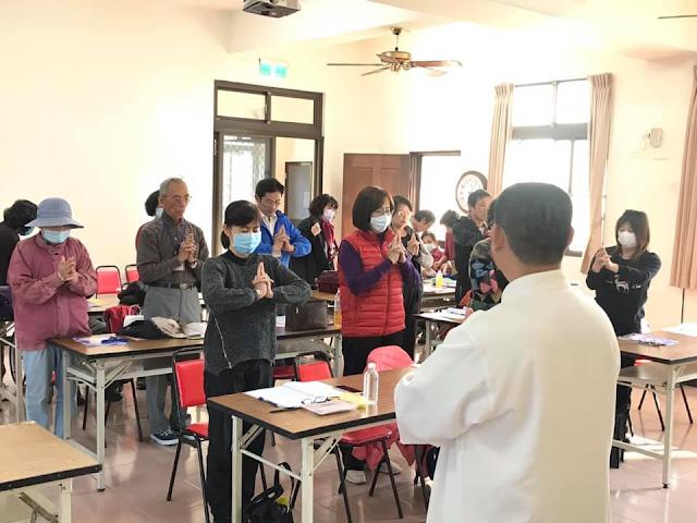 2021/01/14 ◎宇宙大道·萬真玄功◎  班別:台南市研習一班