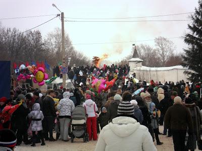 г.Юрьев-Польский. Конец февраля 2012 года