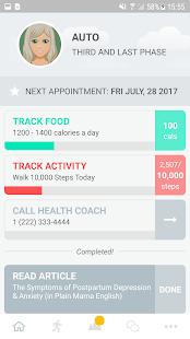 Health Coach - náhled