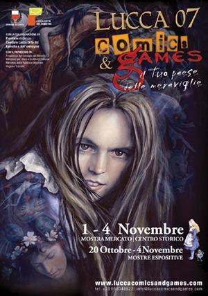 Lucca Comics 2007 Poster