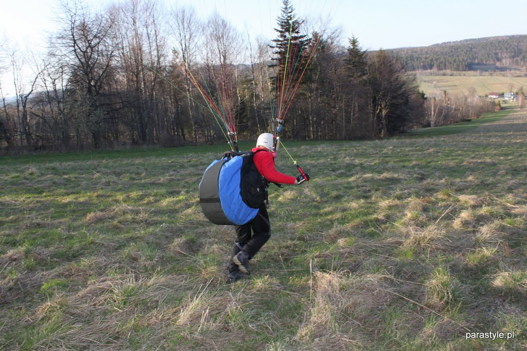 Szkolenia paralotniowe Kwiecień 2011 - IMG_5434.JPG