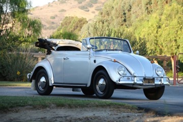 Volkswagen découvrable 1964