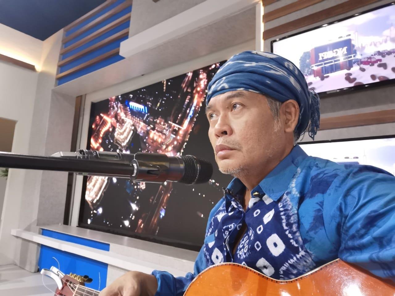 Ketua Umum IWO Jodhi Yudono Rilis Single Religi Doa