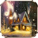 Snowfalling Live Wallpaper icon