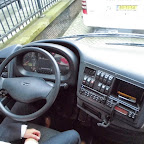 Het dashboard van de Bova Magiq van Fassbender touringcars bus 82