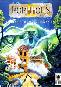 Populous II: Trials of the Olympian Gods - Review-Cheats-Walkthrough By Catherine Black