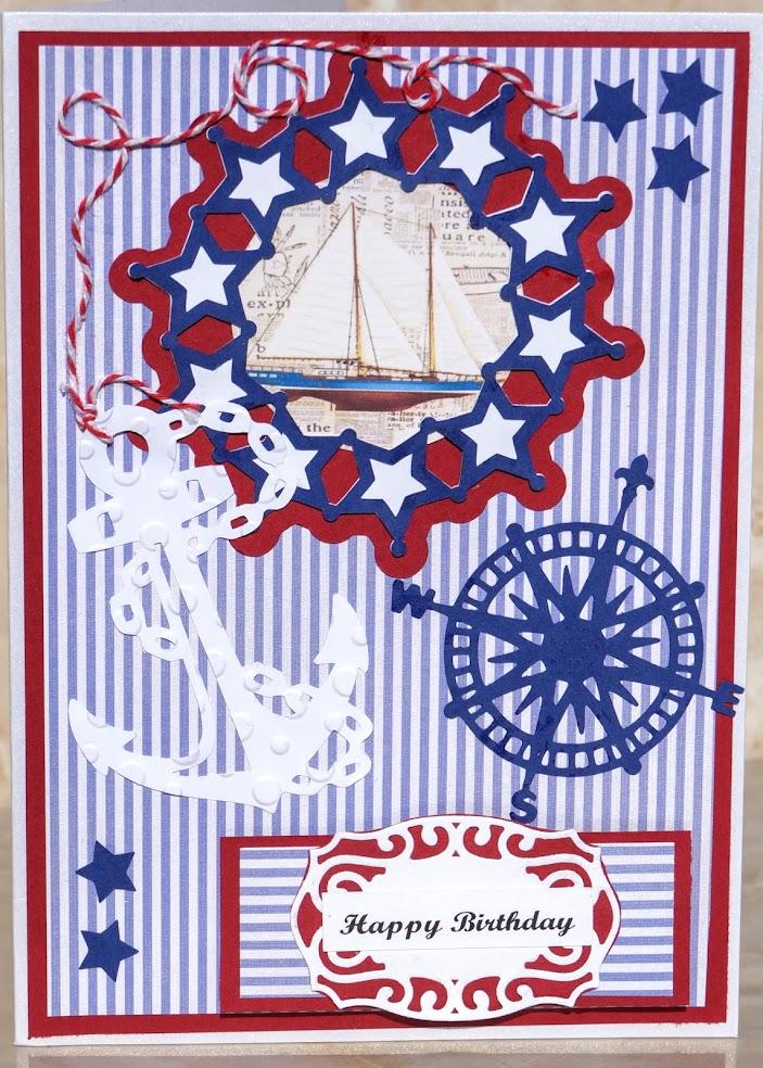 Sailer Card