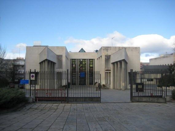 Centro Cultural Fernando de los Ríos de Aluche