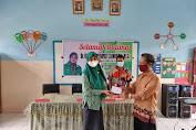 Disampaikan Warga Melalui Laman Website, Andi Nurhidayati Bantu Musholla SD Palakka di Soppeng