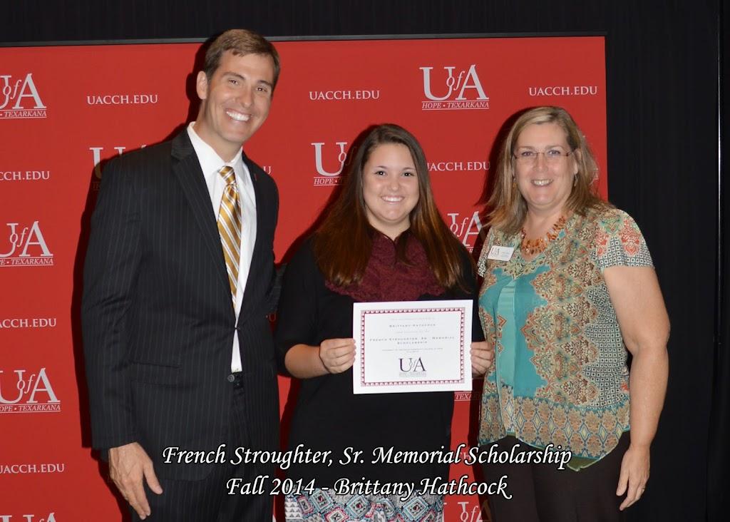 Scholarship Awards Ceremony Fall 2014 - Brittany%2BHathcock.jpg