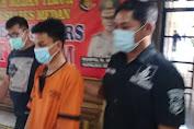 Polisi Berhasil Tangkap Pencuri Kotak Infak dan Jebloskan Dalam Jeruji Besi
