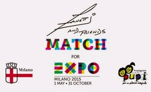 Zanetti and Friends - Match for Expo 2015