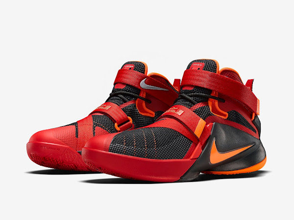 Nike LeBron Soldier 9 Gets a New Colorway Just For Kids