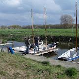 Liggen de boten goed vast