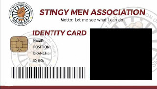 ID and template for SMAN Association